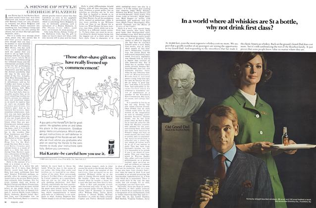 Article Preview: Who Has It, Who Doesn't, JUNE 1969 1969 | Esquire