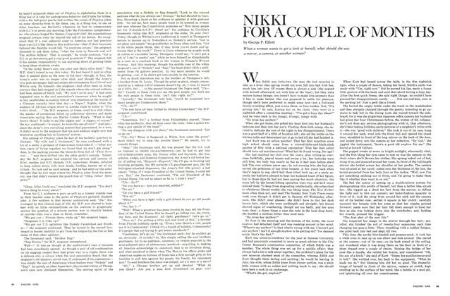 Article Preview: Nikki for a Couple of Months, June 1969 | Esquire