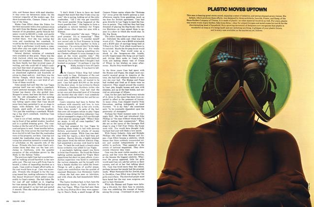 Article Preview: Plastic Moves Uptown, JUNE 1969 1969 | Esquire