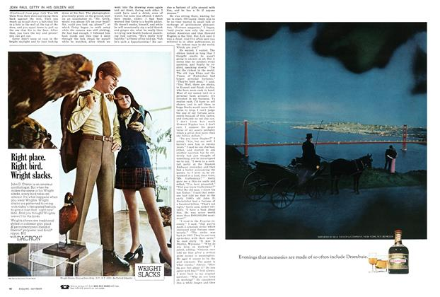 Article Preview: Jean Paul Getty in his Golden Age, October 1969 | Esquire