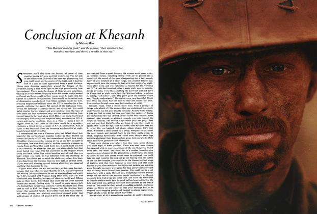 Conclusion at Khesanh