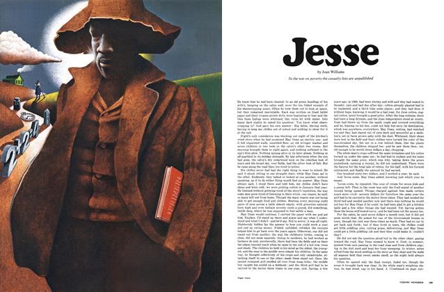 Article Preview: Jesse, NOVEMBER 1969 1969 | Esquire