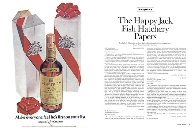 The Happy Jack Fish Hatchery Papers