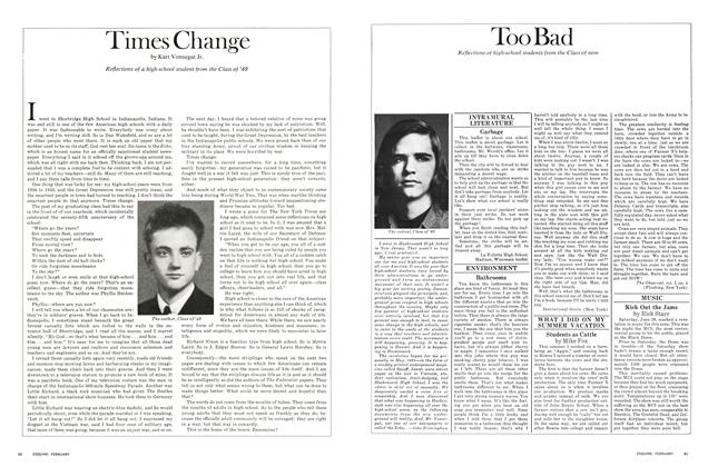 Article Preview: Too Bad, FEBRUARY 1970 1970 | Esquire