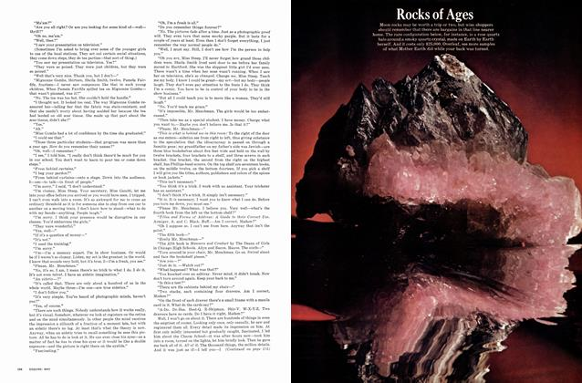 Article Preview: Rocks of Ages, May 1970   Esquire