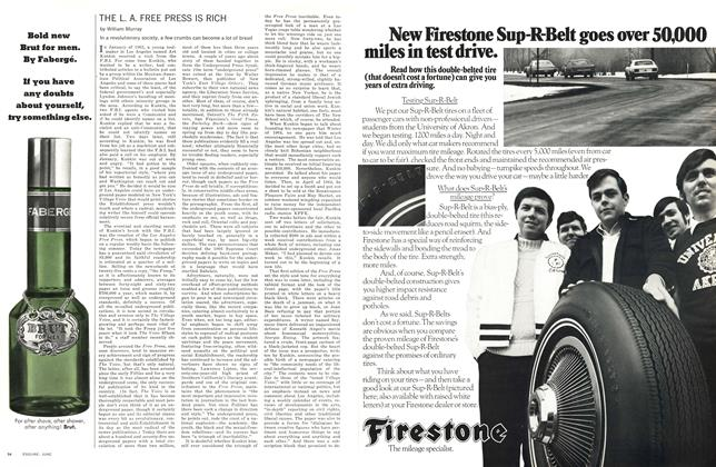 Article Preview: The L.A. Free Press Is Rich, JUNE 1970 1970 | Esquire