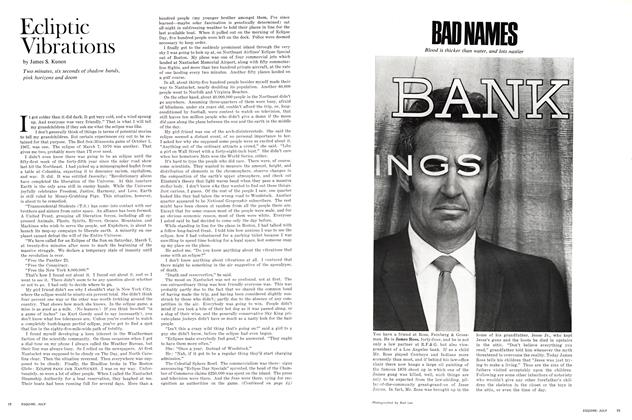 Article Preview: Bad Names, July 1970   Esquire