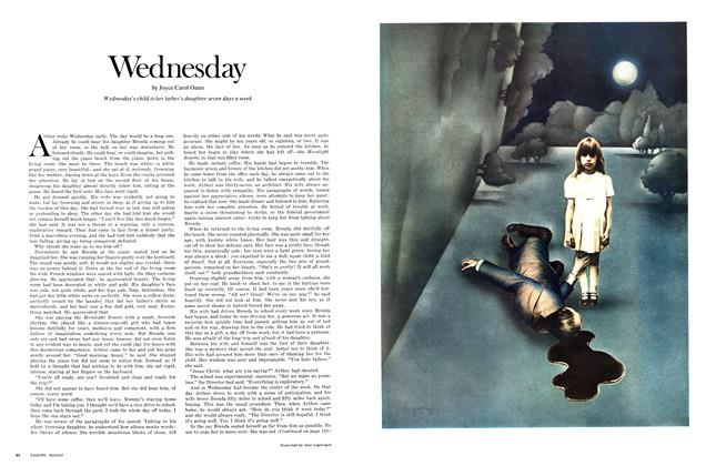 Article Preview: Wednesday, AUGUST 1970 1970 | Esquire