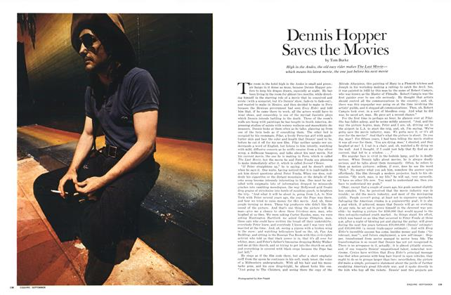 Dennis Hopper Saves the Movies