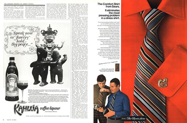 Article Preview: The Random Harvest of Albert Stockli, OCTOBER 1970 1970 | Esquire