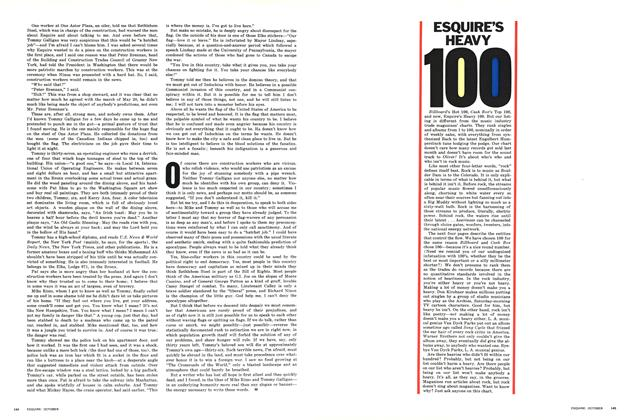 Article Preview: ESQUIRE'S HEAVY 100, OCTOBER 1970 1970 | Esquire