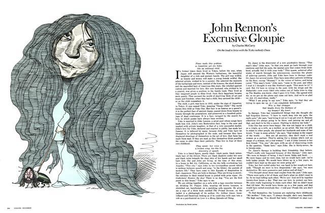 John Rennon's Excrusive Gloupie