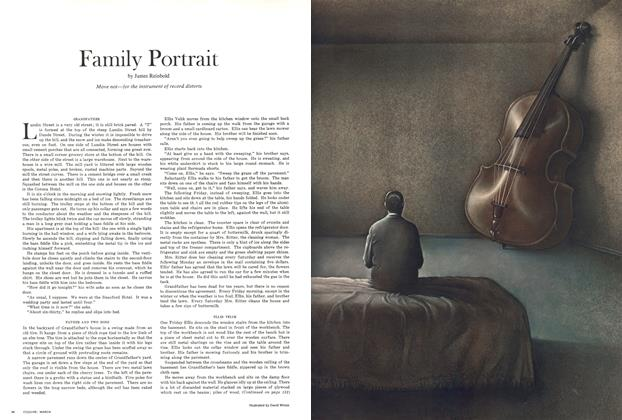Article Preview: Family Portrait, MARCH, 1971 1971 | Esquire