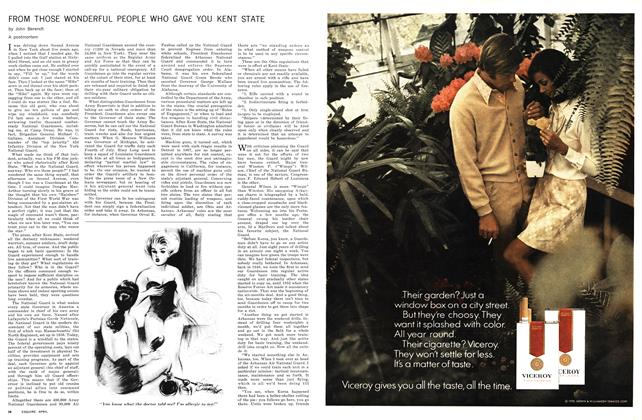 Article Preview: From Those Wonderful People Who Gave You Kent State, APRIL 1971 1971 | Esquire