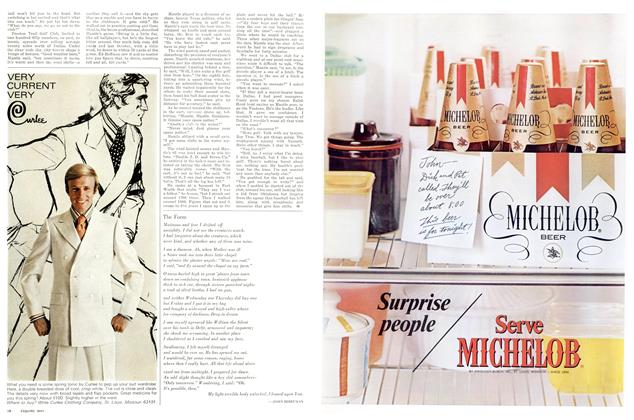 Article Preview: The Form, May 1971 | Esquire