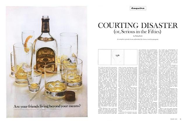 Article Preview: Courting Disaster (or, Serious in the Fifties), May 1971 | Esquire