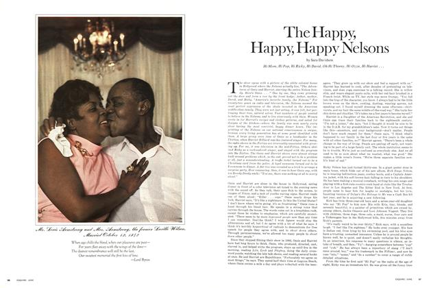 Article Preview: The Happy, Happy, Happy Nelsons, June 1971 | Esquire