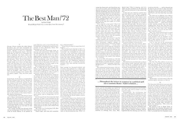 The Best Man/'72