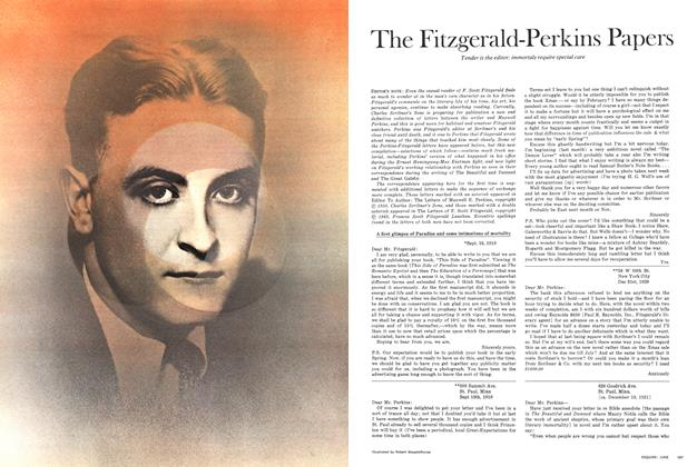 The Fitzgerald-Perkins Papers