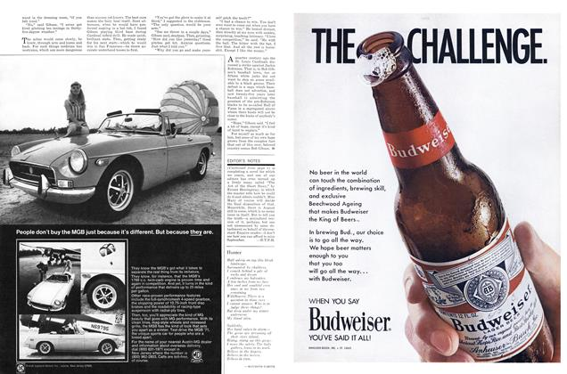 Article Preview: Hunter, July 1971 | Esquire