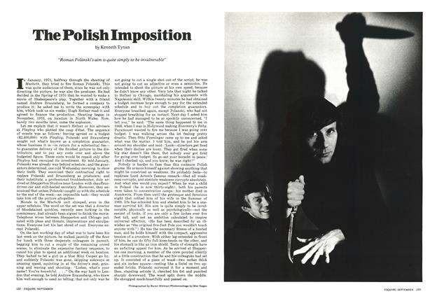 Article Preview: The Polish Imposition, SEPTEMBER 1971 1971 | Esquire