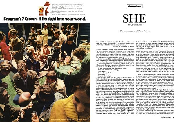 Article Preview: She, OCTOBER 1971 1971 | Esquire