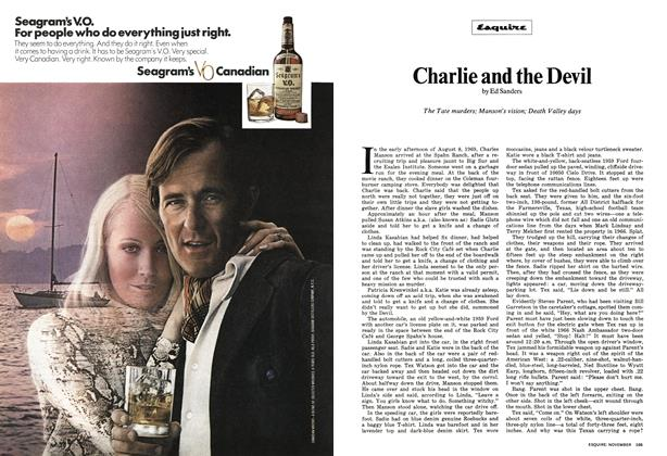Charlie and the Devil