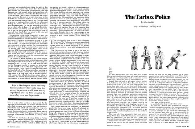 Article Preview: The Tarbox Police, MARCH 1972 1972 | Esquire