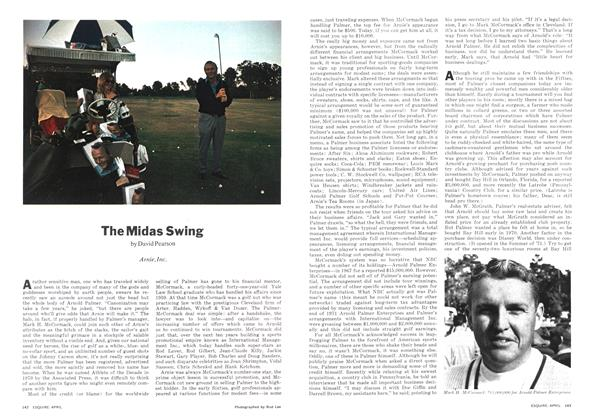 Article Preview: The Midas Swing, APRIL 1972 1972 | Esquire