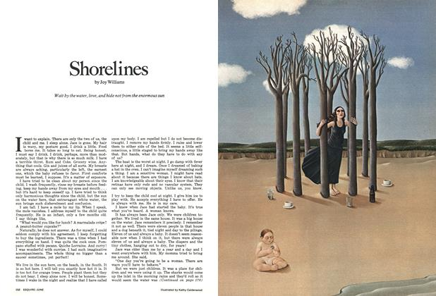 Article Preview: Shorelines, JUNE 1972 1972 | Esquire