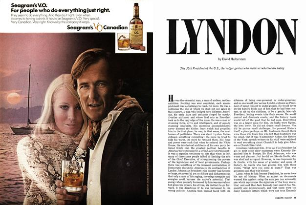 Article Preview: Lyndon, AUGUST 1972 1972 | Esquire