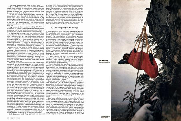 Article Preview: Go Try It on the Mountain, AUGUST 1972 1972   Esquire