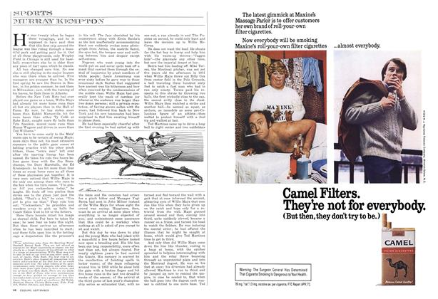 Article Preview: SPORTS, SEPTEMBER 1972 1972 | Esquire