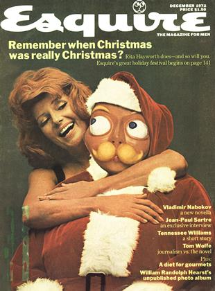 DECEMBER 1972   Esquire
