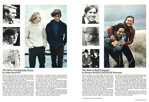 Article Preview: The Kids of Bad Company, FEBRUARY 1973 1973 | Esquire