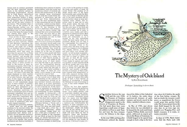 The Mystery of Oak Island