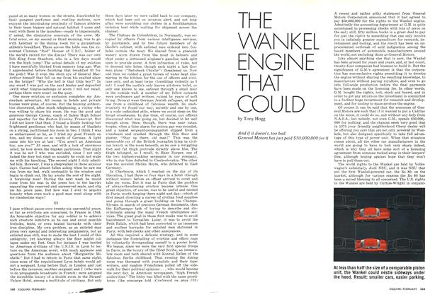 The Wankel Engine That Could