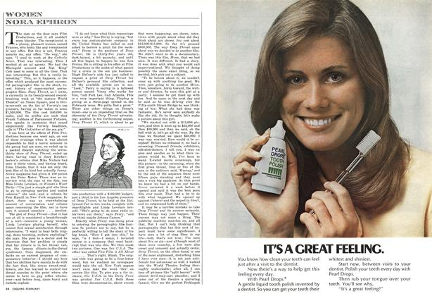 Article Preview: Women, FEBRUARY 1973 1973 | Esquire