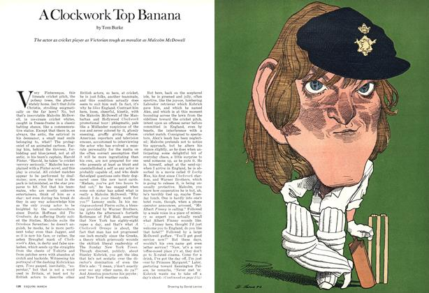 Article Preview: A Clockwork Top Banana, MARCH 1973 1973 | Esquire