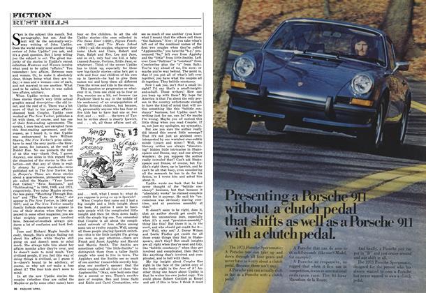 Article Preview: Fiction, APRIL 1973 1973 | Esquire