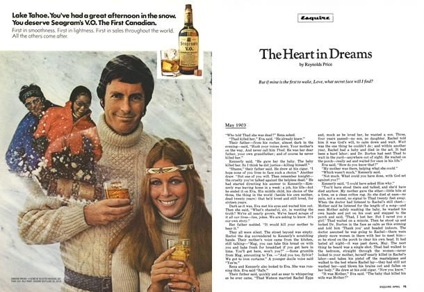 Article Preview: The Heart in Dreams, April 1973 | Esquire