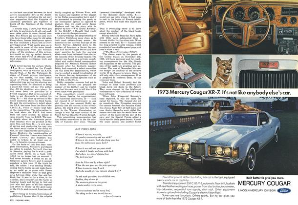 Article Preview: Bad Times Song, APRIL 1973 1973 | Esquire