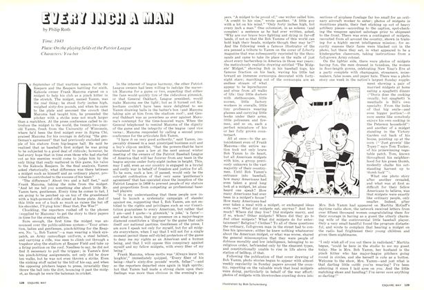 Article Preview: Every Inch a Man, MAY 1973 1973 | Esquire