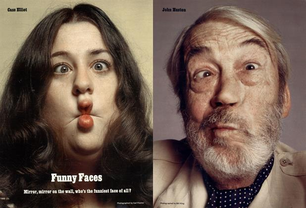 Article Preview: Funny Faces, JUNE 1973 1973 | Esquire