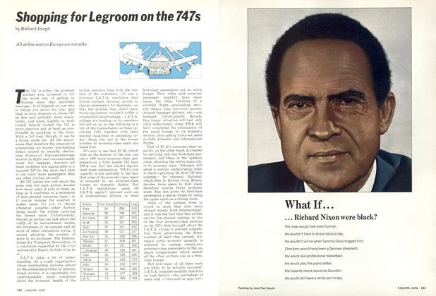 What If... ... Richard Nixon Were Black?