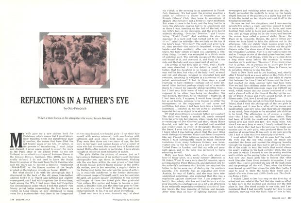 Article Preview: Reflections in a Father's Eye, July 1973 | Esquire