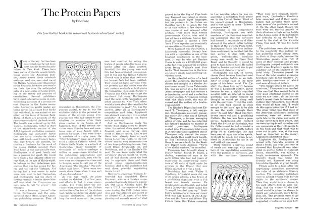The Protein Papers