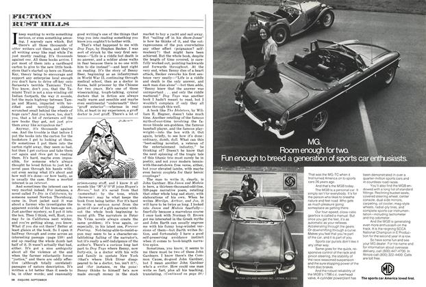 Article Preview: , SEPTEMBER 1973 1973 | Esquire