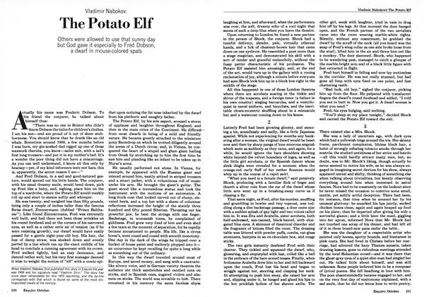 Article Preview: The Potato Elf, OCTOBER 1973 1973 | Esquire