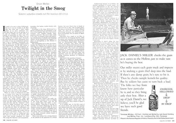 Article Preview: Twilight in the Smog, OCTOBER 1973 1973 | Esquire
